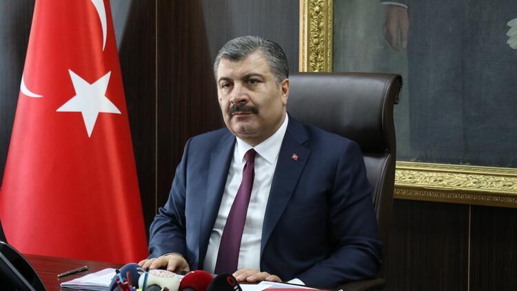 Sağlık Bakanı Koca: 2023'e kadar sağlıkta dışa bağımlılığı azaltacağız