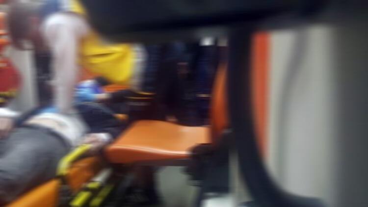 Çalışanlar uyuduğunu zannetti! Restoranda kalp krizi geçiren kişi öldü