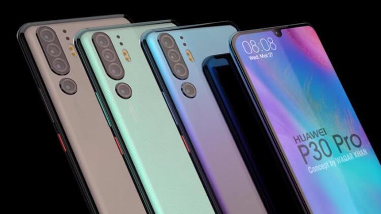Huawei P30 fotoğraflarının hepsi yalan çıktı!
