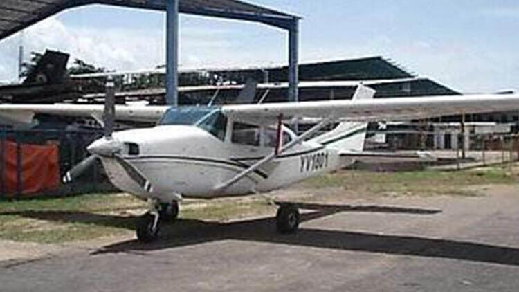 Son dakika... Venezuela'da uçak düştü: 5 ölü