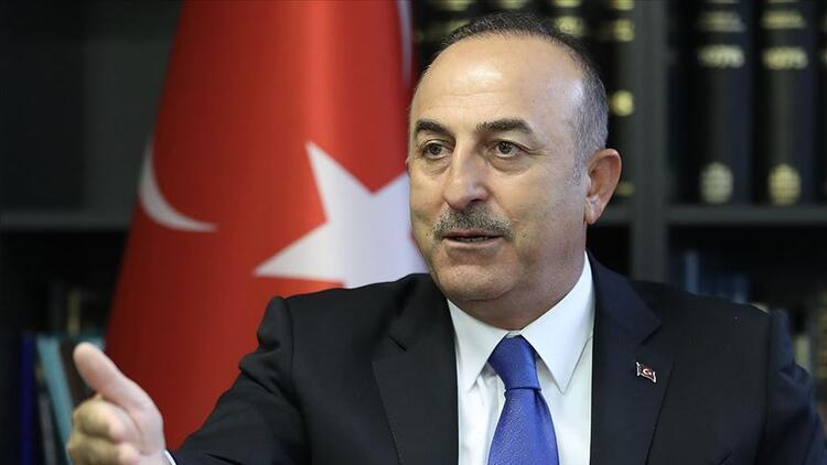 Son dakika... Bakan Çavuşoğlu'ndan İsrail'e sert tepki