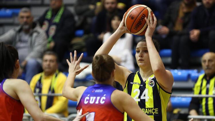 Fenerbahçe, evinde BOTAŞ'ı devirdi