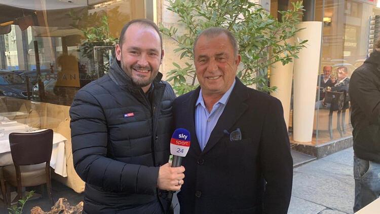 İtalyada Fatih Terim sürprizi