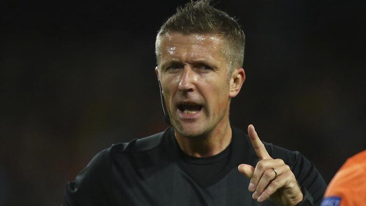 """""""Bayern-Liverpool"""" hakeminin dikkat çeken özelliği! Daniele Orsato..."""
