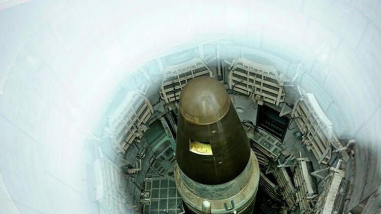 2020 çok sıcak geçecek... Nükleer savaş başlığı detayı