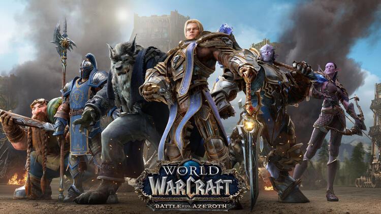 World of Warcraft: Battle for Azeroth 8.1.5 güncellemesi yayında