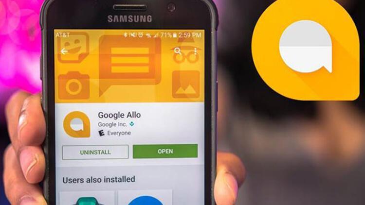 Google'ın mesajlaşma uygulaması Allo kapatılıyor