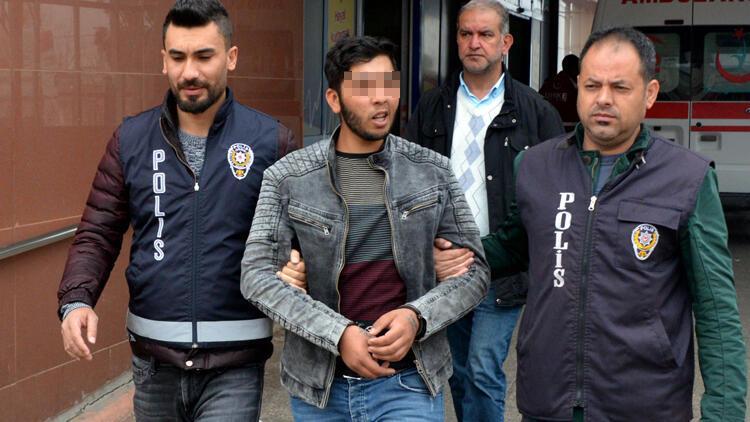Hırsızlıktan tutuklandı, 'Adam öldürdüm' dedi