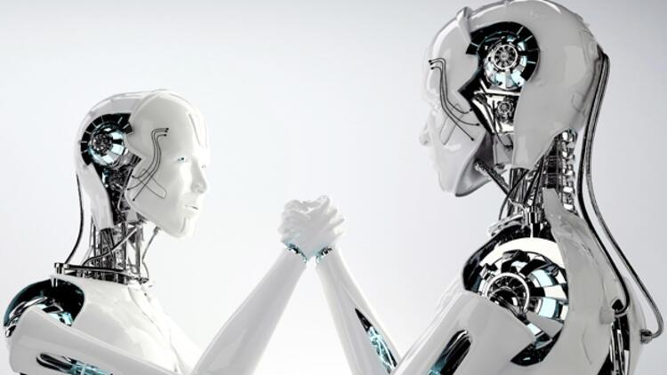 'Robot nüfusu 2.5 milyona ulaştı'