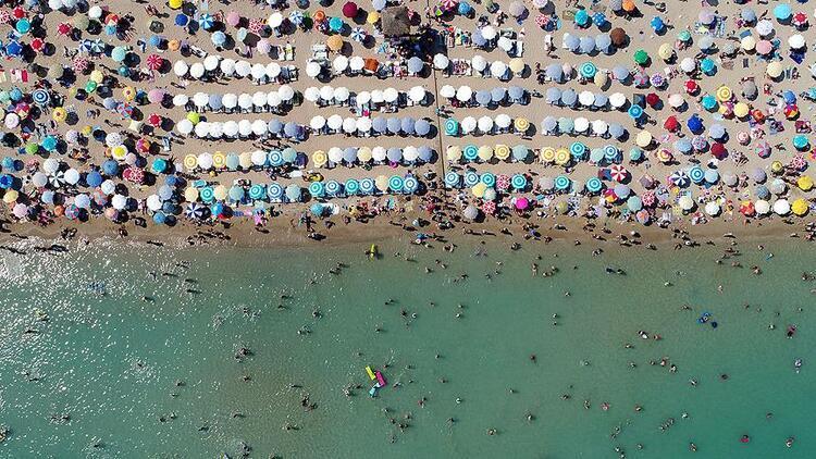 Rusların yüzde 91'i Türkiye'ye tatil amaçlı geliyor
