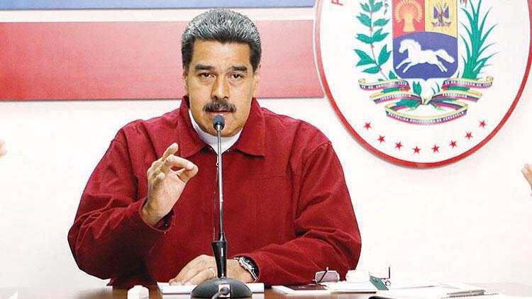 Maduro: ABD'den siber saldırı düzenlendi