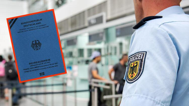 Almanya'ya iltica etmişti! İstanbul dönüşü yakalandı