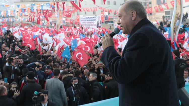 Cumhurbaşkanı Erdoğan Twitter'dan yanıt verdi: Aşkınan çalışan yorulmaz