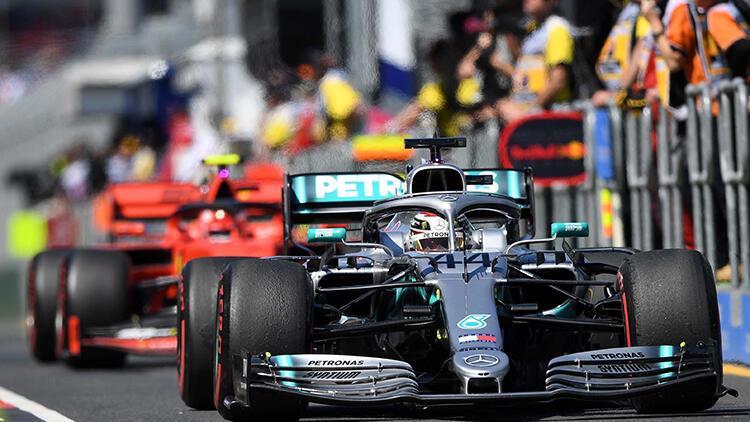 Formula 1'de yeni sezon heyecanıyarın başlıyor