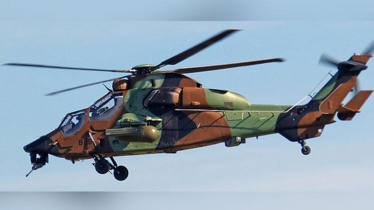 Alman ordusunun 193 helikopterinden 149'u arızalı
