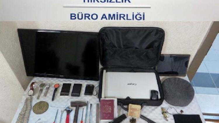 Ankaralıların kâbusu olmuşlardı! Yakalandılar...