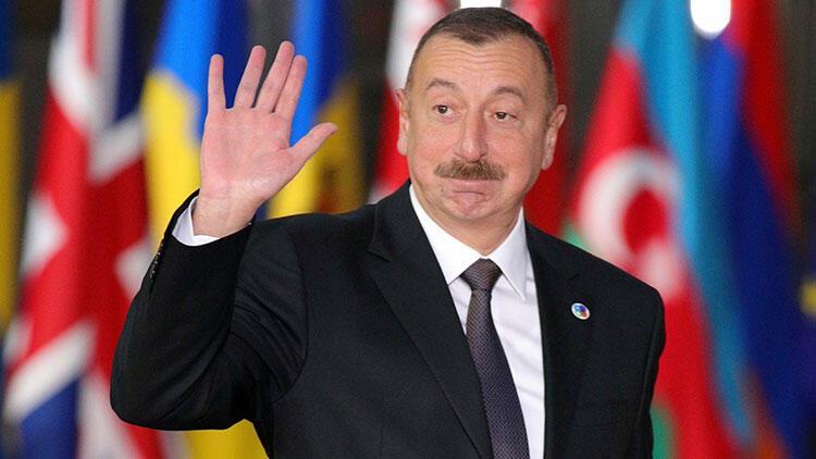 Azerbaycan Cumhurbaşkanı Aliyev biri Türk 399 mahkumu affetti