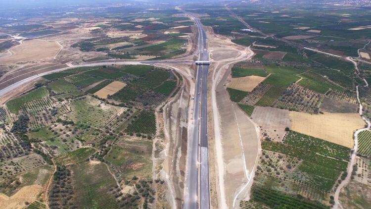 İstanbul-İzmir Otoyolu'nun 65 kilometrelik bölümü daha açılıyor