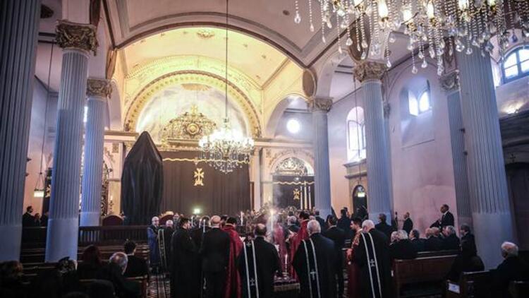 Patrik Mutafyan için cenaze töreni düzenlendi