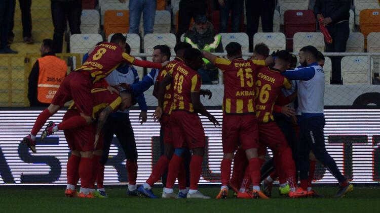 Yeni Malatyaspor 3-1 Ankaragücü