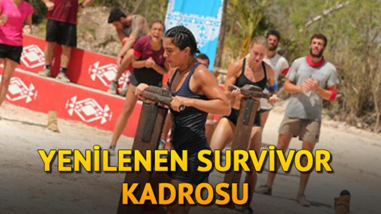 Survivor 2019 yarışmacıları kimler? İşte yenilenen Survivor kadrosu