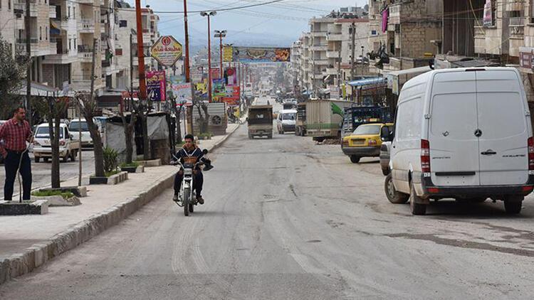 Kurtuluşunun yıl dönümünde Afrin'de bombalı saldırı önlendi
