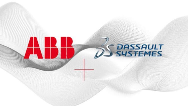 ABB ve Dassault Systèmes'ten küresel yazılım ortaklığı