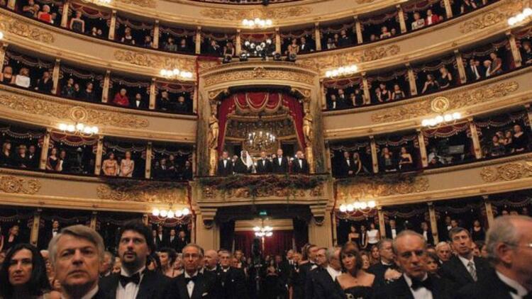 Ünlü opera evinden Suudi Arabistan'la ilgili dikkat çeken karar