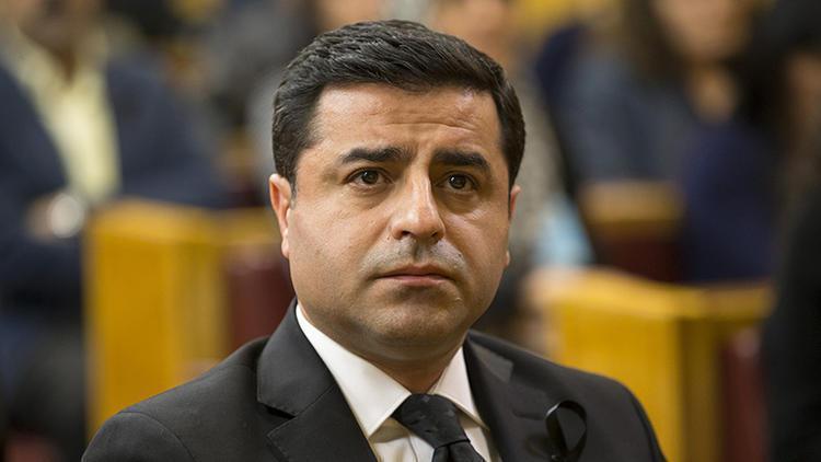Demirtaş davası yeniden: AİHM Türkiye'nin temyiz başvurusunu kabul etti