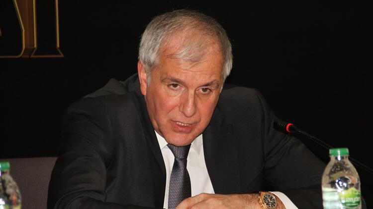 Zeljko Obradovic'ten CSKA Moskova yorumu
