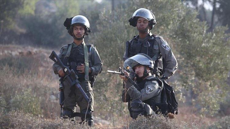 İsrail askerleri Batı Şeria'da bir Filistinli'yi şehit etti