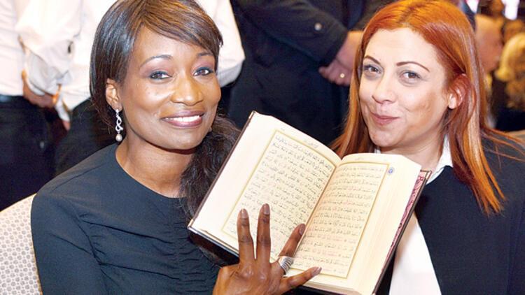 Geçtiğimiz günlerde Müslüman olmuştu: Aldığım kararla huzura kavuştum...
