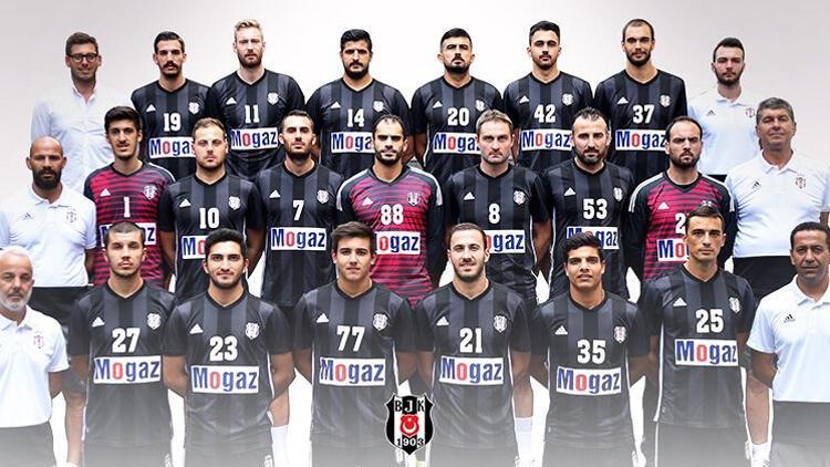 Beşiktaş Mogaz 15. kez şampiyon