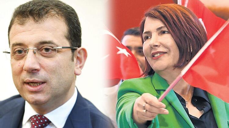 DSP adayı Benli: Ekrem İmamoğlu kadına şiddetin bir örneğini sergiledi