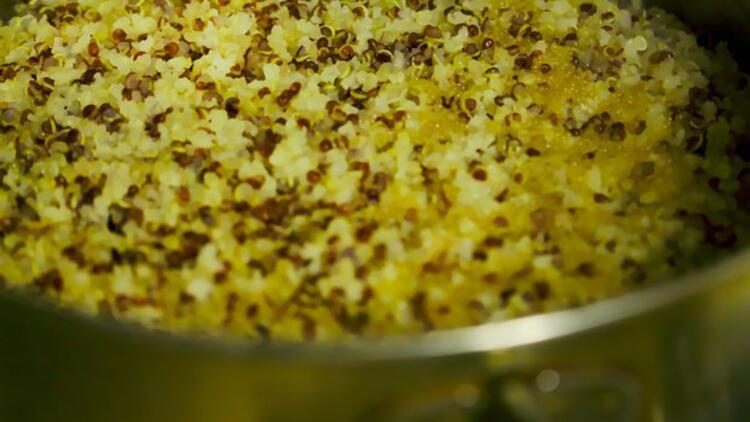 Tahılların anası: Kinoa