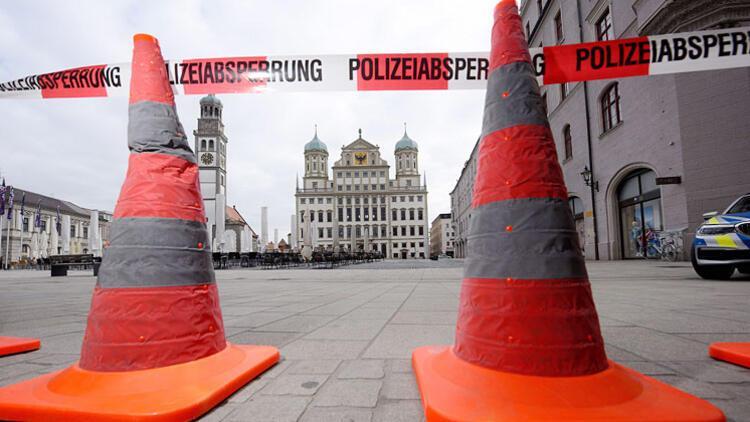 Almanya'da 6 kentte bomba alarmı Binalar boşaltıldı, trafik durdu, tramvaylar kapatıldı