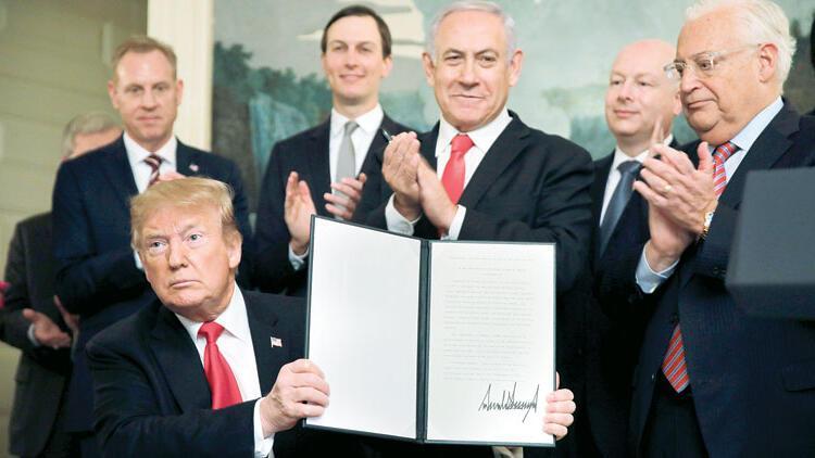 Kudüs, Golan ve sıradaki...