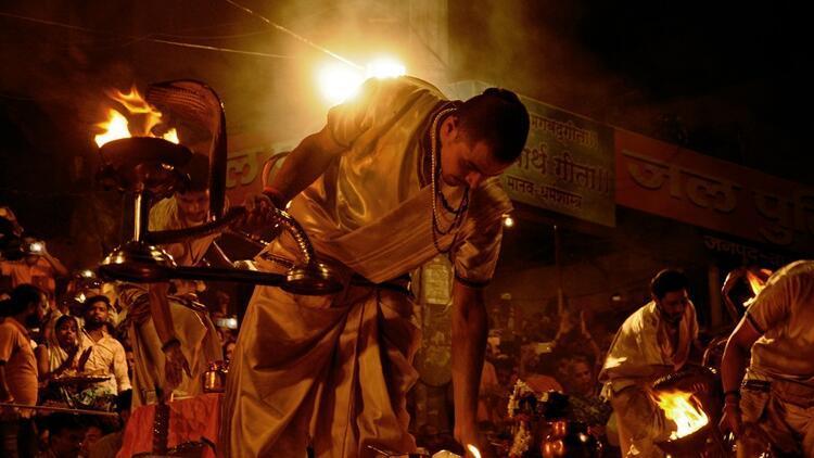 Ganj'ın kutsal çocuğu: Varanasi