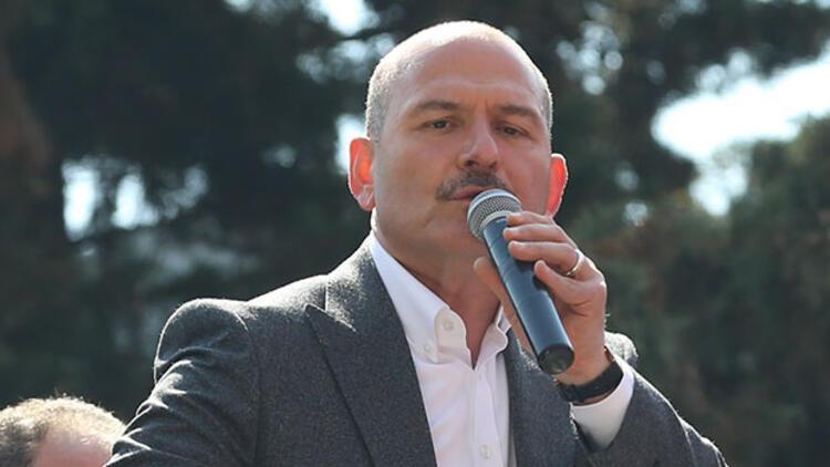 İçişleri Bakanı Soylu'dan açıklama