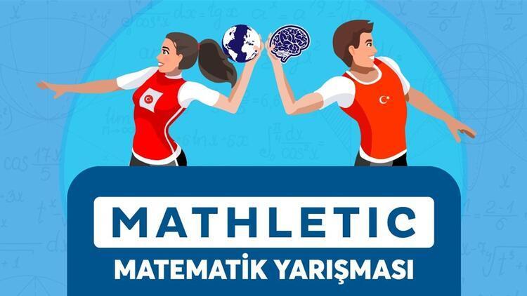 Matematik ve atletizm yarışmada buluşuyor
