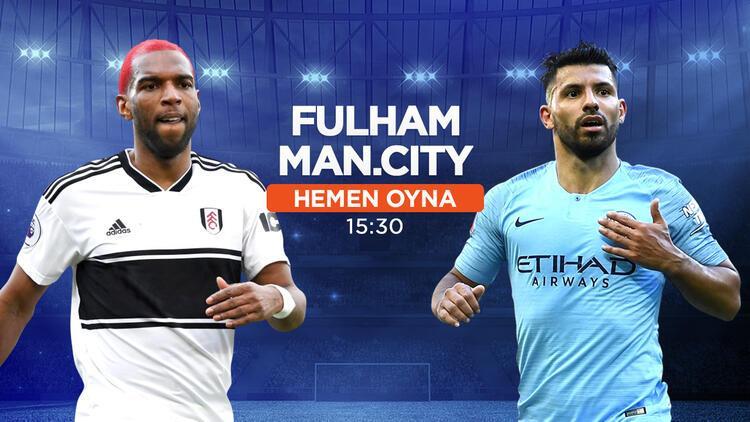 Manchester City, liderliği geri almak için sahada! Galibiyetlerine iddaa'da...