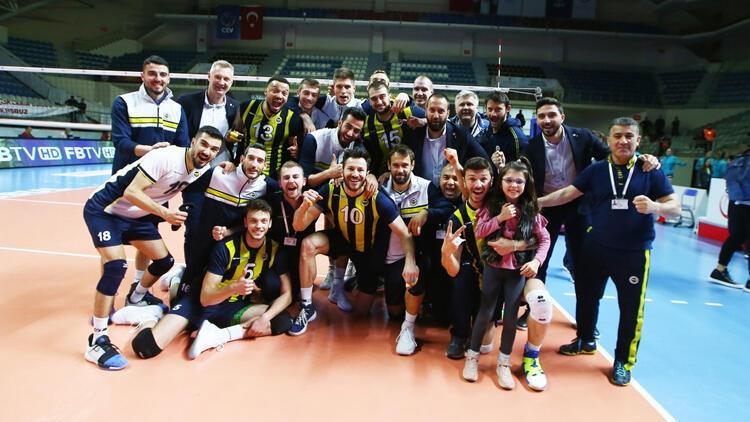 İlk raund Fenerbahçe'nin!