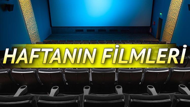 Bu hafta hangi filmler vizyona girecek Sinemalarda 10 yeni film