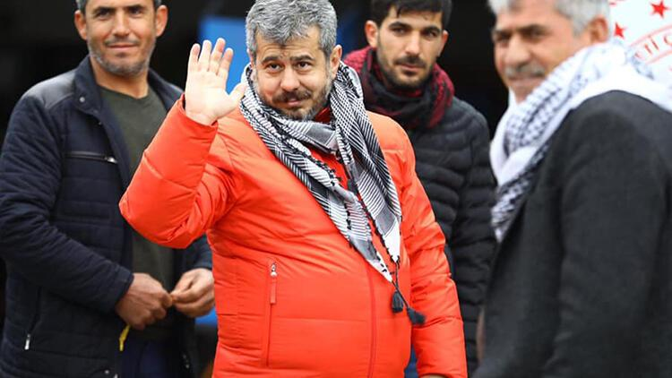 Son dakika: Siverek'te CHP'li başkan adayı darp iddiasıyla gözaltına alındı