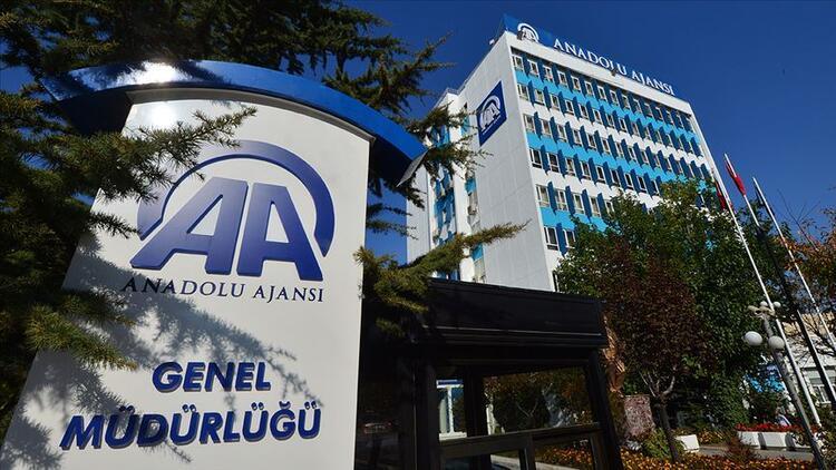 Anadolu Ajansı'ndan 'veri' açıklaması