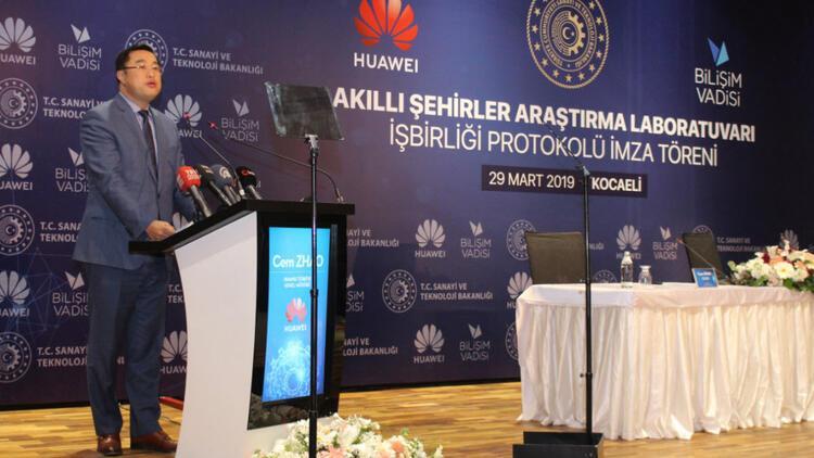 Huawei ve Bilişim Vadisi'nden önemli işbirliği