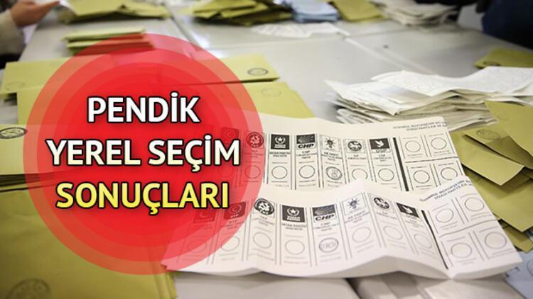 31 Mart Pendik Yerel Secim Sonuclari Ve Partilerin Oy