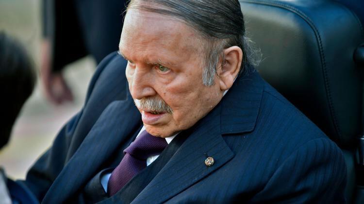 Son dakika... Cezayir Cumhurbaşkanı Buteflika istifa etti