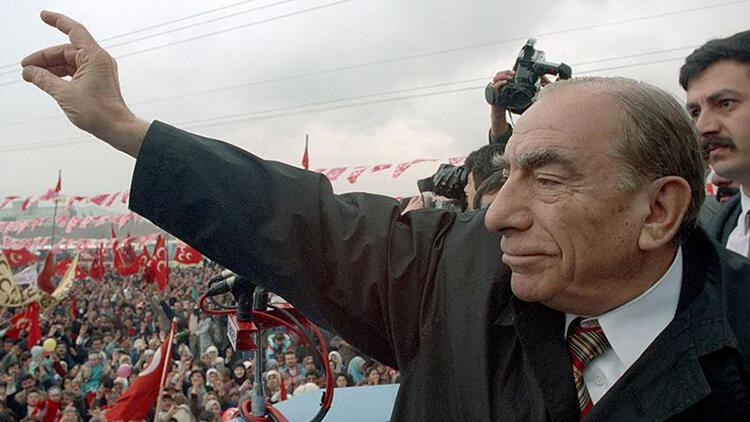 Ülkücü Hareketin Lideri Türkeş'in vefatının 22. yılında anılıyor