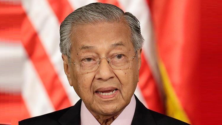 Mahathir, D-8 Genel Sekreteri Ku Jaafar ile görüştü